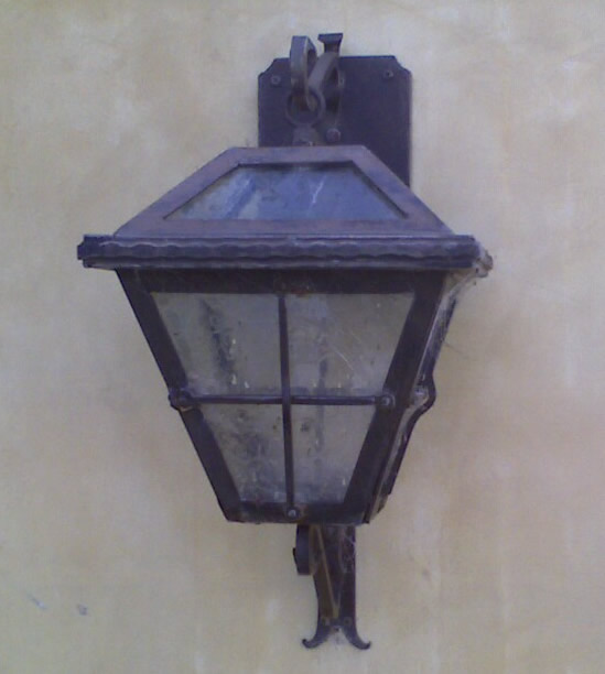 Exterior Lighting Calabasas Sconce