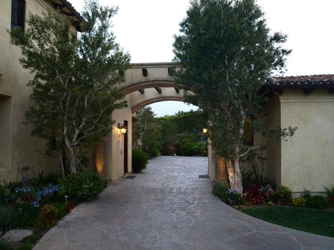 Exterior Lighting Calabasas Landscape Lighting
